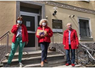 Spende der Soroptimisten International, Club Ravensburg/Weingarten